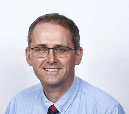 Adrian Hayler - Head of Business Development